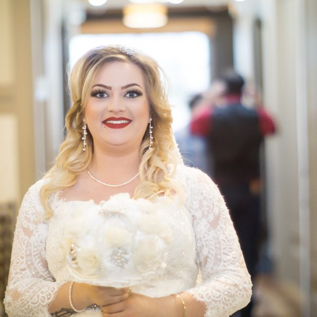 Picture of wedding bride